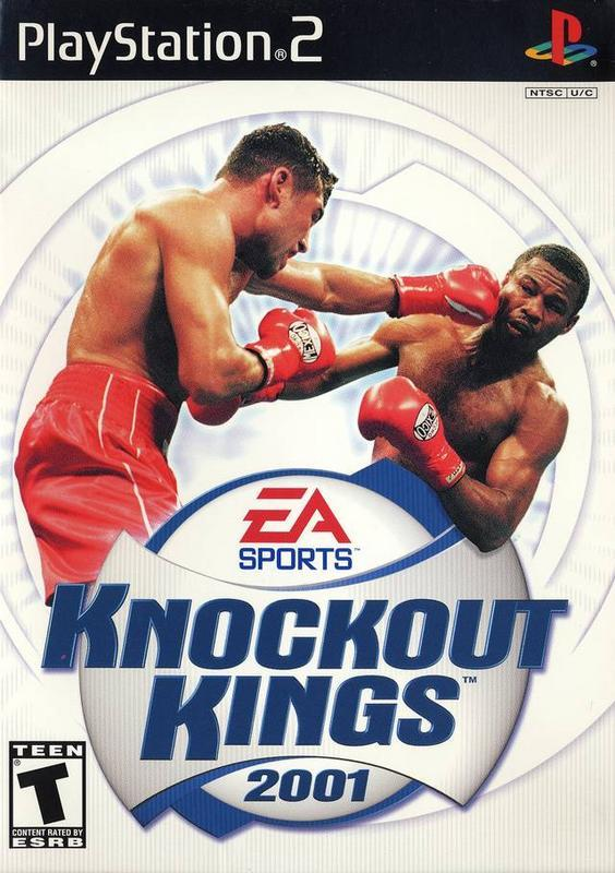 Knockout Kings 2001 - PlayStation 2
