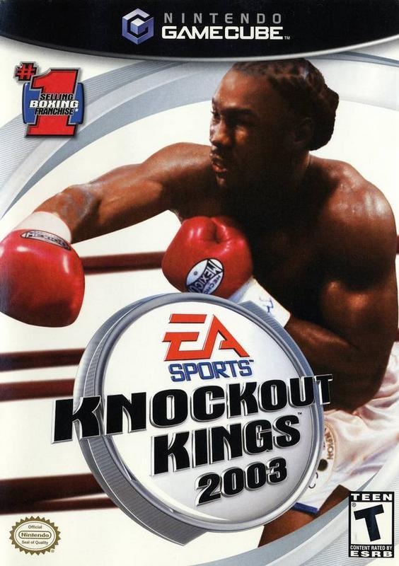 Knockout Kings 2003 - Gamecube