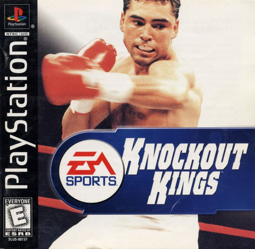Knockout Kings - PlayStation 1