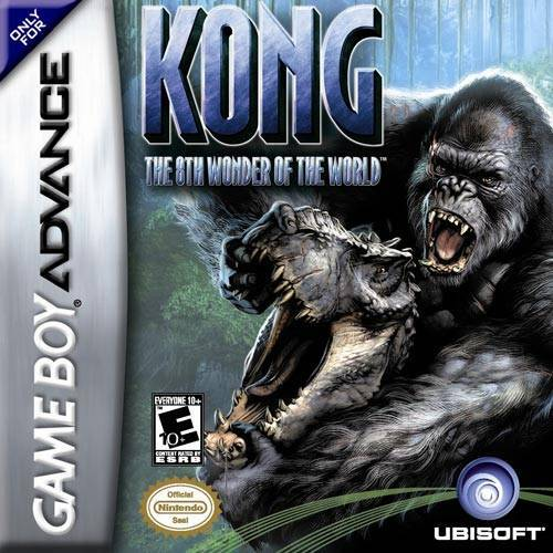 Kong The 8th Wonder of the World - Game Boy Advance