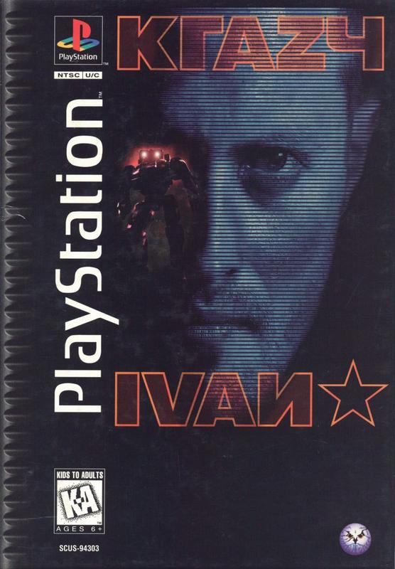 Krazy Ivan - PlayStation 1