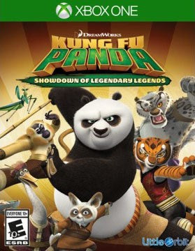 Kung Fu Panda Showdown of Legendary Legends - Xbox One