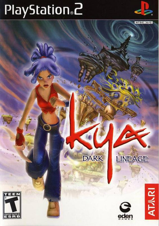 Kya Dark Lineage - PlayStation 2