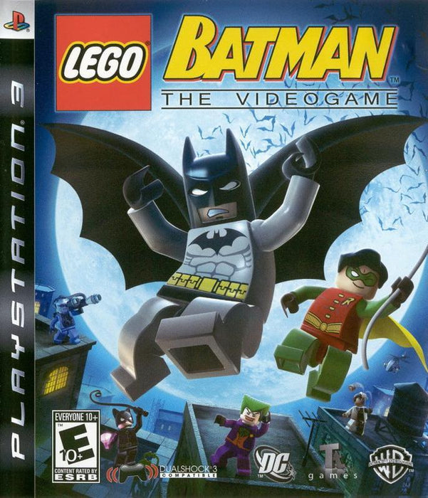 LEGO Batman The Videogame - PlayStation 3
