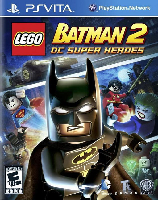 LEGO Batman 2 DC Super Heroes - PlayStation Vita