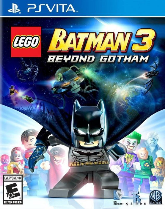 LEGO Batman 3 Beyond Gotham - PlayStation Vita