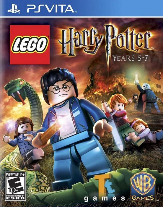 LEGO Harry Potter Years 5-7 - PlayStation Vita