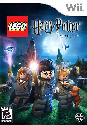 Lego Harry Potter Years 1–4 - Wii