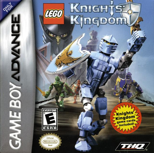 LEGO Knights Kingdom - Game Boy Advance