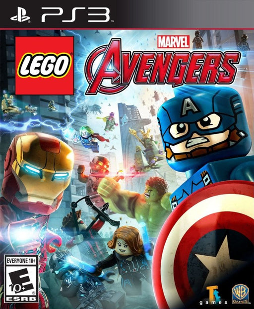 LEGO Marvels Avengers - PlayStation 3