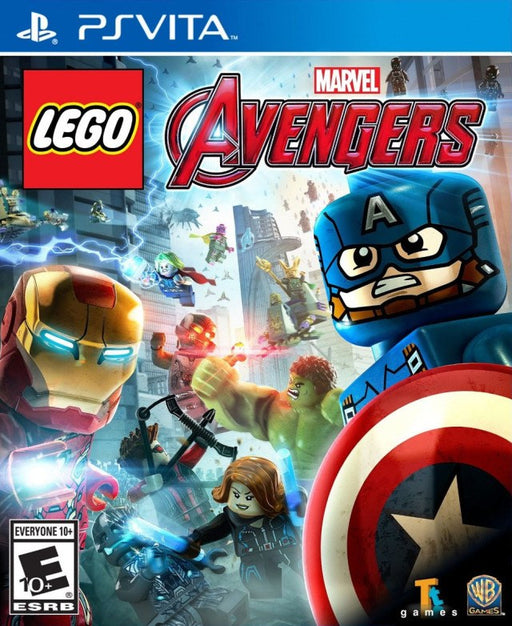 LEGO Marvels Avengers - PlayStation Vita