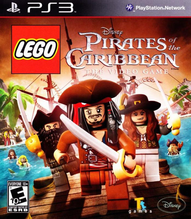 LEGO Pirates of the Caribbean The Video Game - PlayStation 3
