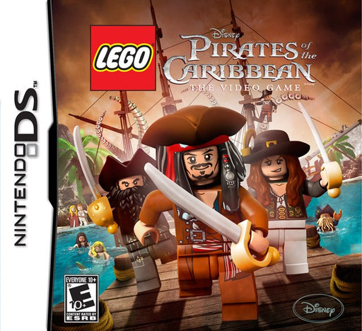LEGO Pirates of the Caribbean The Video Game - Nintendo DS