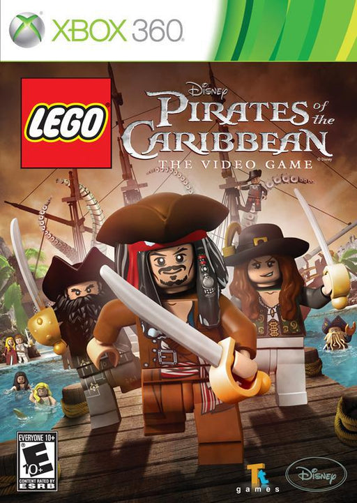 LEGO Pirates of the Caribbean The Video Game - Xbox 360