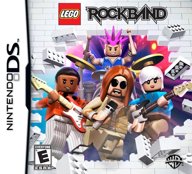 LEGO Rock Band - Nintendo DS