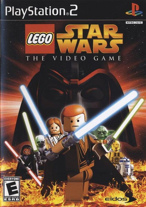 Lego Star Wars The Video Game - PlayStation 2