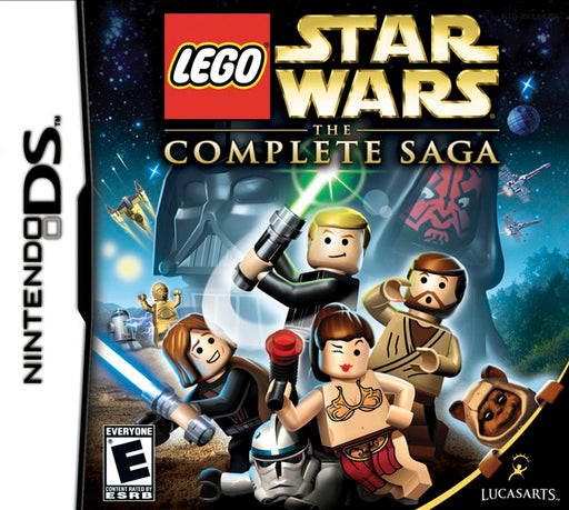 LEGO Star Wars The Complete Saga - Nintendo DS
