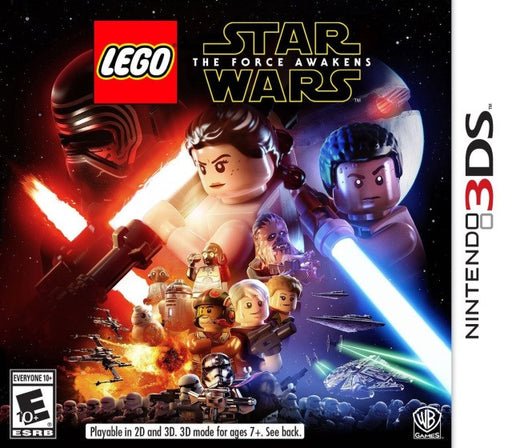 LEGO Star Wars The Force Awakens - Nintendo 3DS