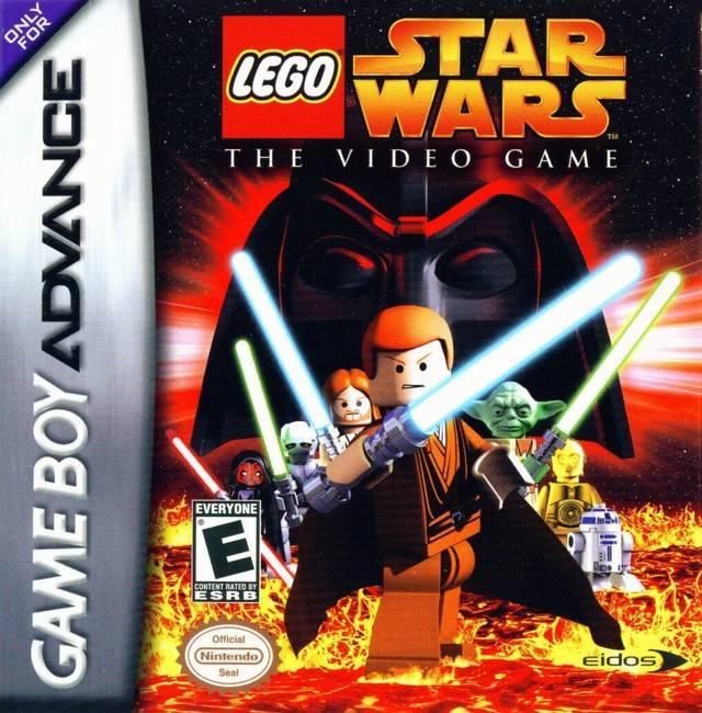 LEGO Star Wars The Video Game - Game Boy Advance