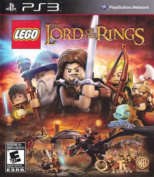 LEGO The Lord of the Rings - PlayStation 3