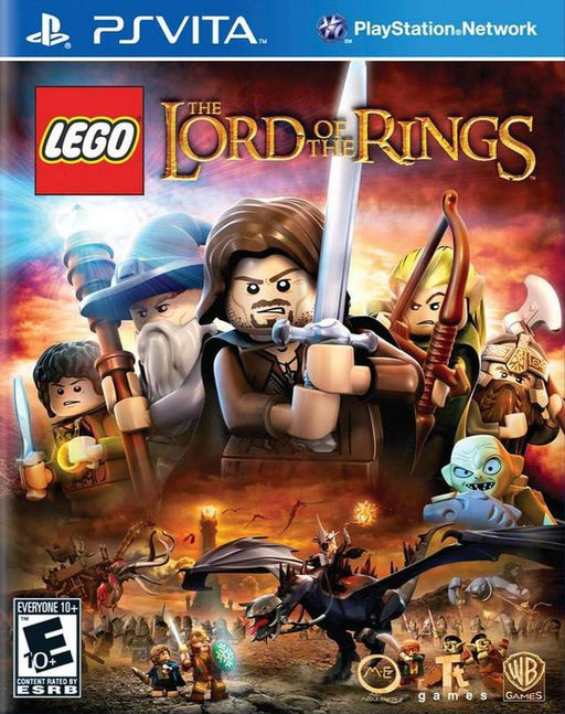 LEGO The Lord of the Rings - PlayStation Vita
