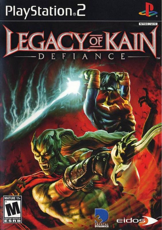 Legacy of Kain Defiance - PlayStation 2