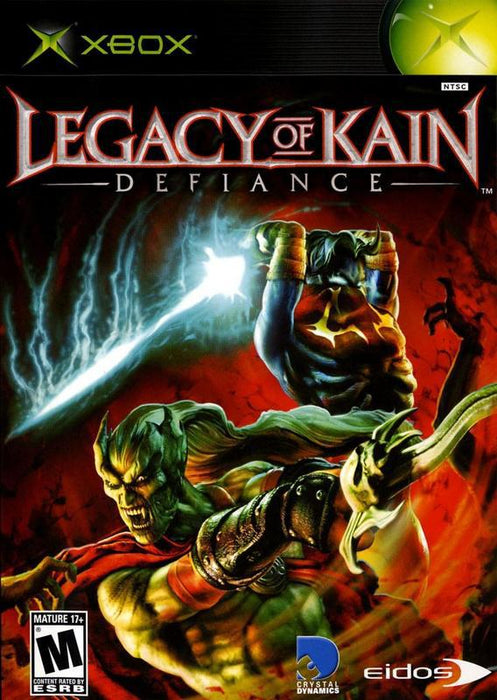 Legacy of Kain Defiance - Xbox