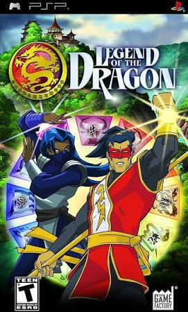 Legend of the Dragon - PlayStation Portable