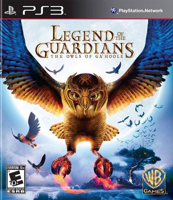 Legend of the Guardians The Owls of GaHoole - PlayStation 3