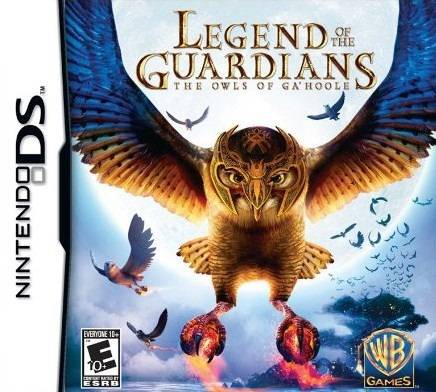 Legend of the Guardians The Owls of GaHoole - Nintendo DS