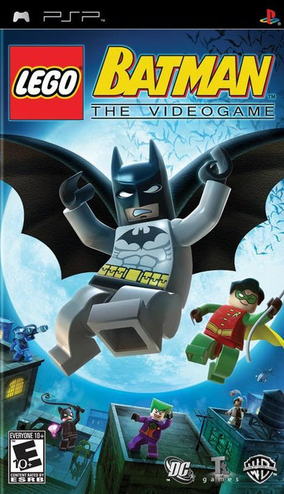 Lego Batman The Video Game - PlayStation Portable