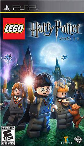 Lego Harry Potter Years 1–4 - PlayStation Portable