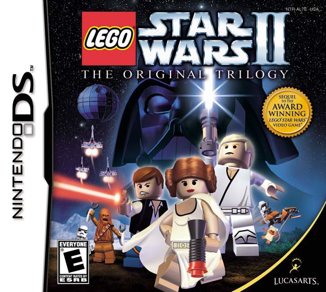 Lego Star Wars II The Original Trilogy - Nintendo DS