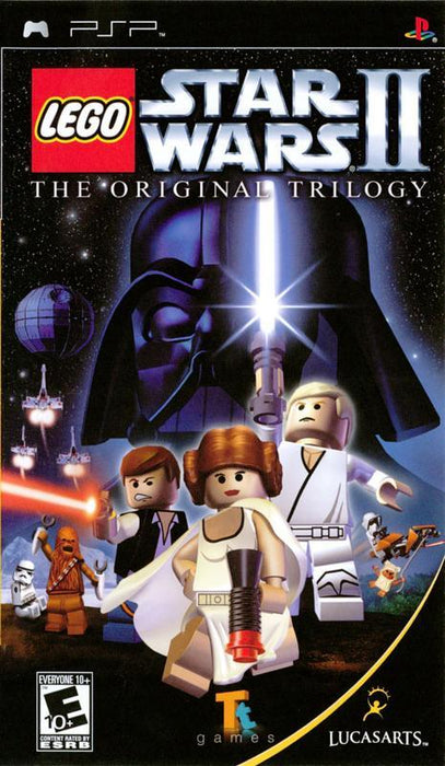 Lego Star Wars II The Original Trilogy - PlayStation Portable