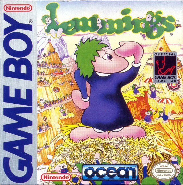 Lemmings - Game Boy