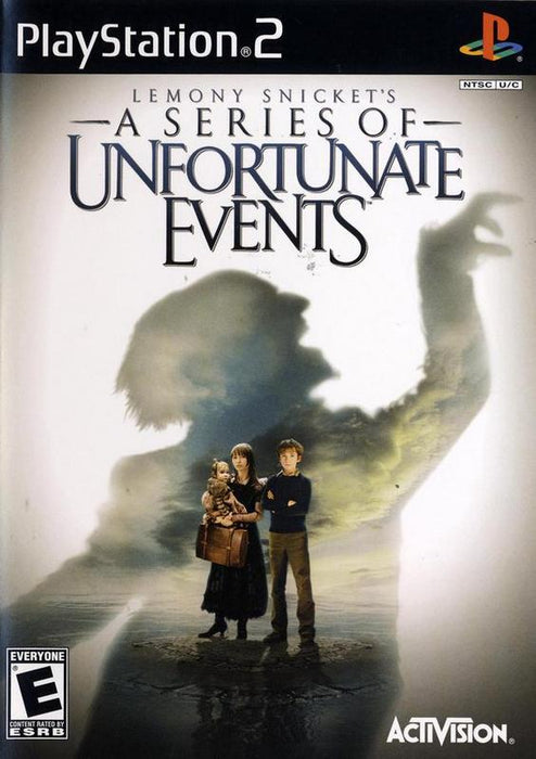 Lemony Snickets A Series of Unfortunate Events - PlayStation 2