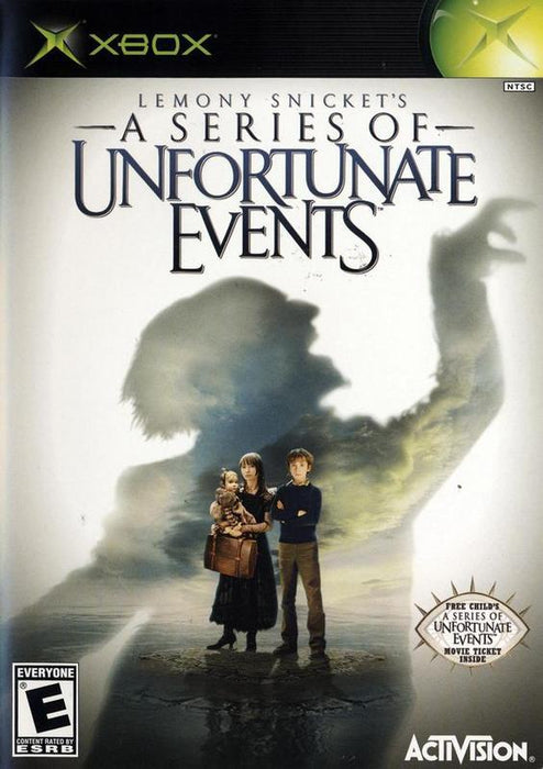 Lemony Snickets A Series of Unfortunate Events - Xbox