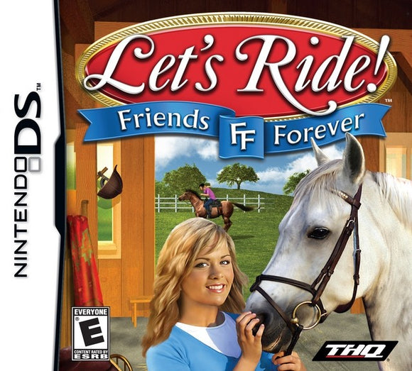 Lets Ride! Friends Forever