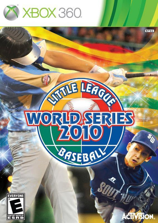 Little League World Series Baseball 2010 - Xbox 360