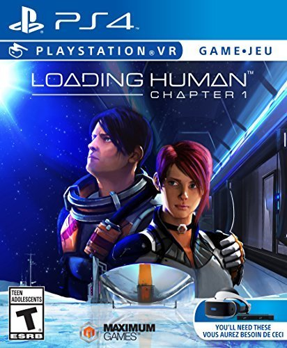 Loading Human Chapter 1 - PlayStation 4