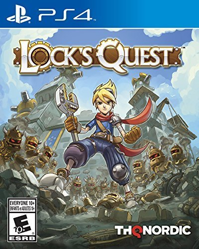 Locks Quest - PlayStation 4