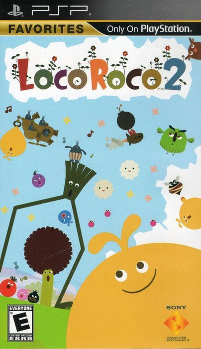 LocoRoco 2 - PlayStation Portable