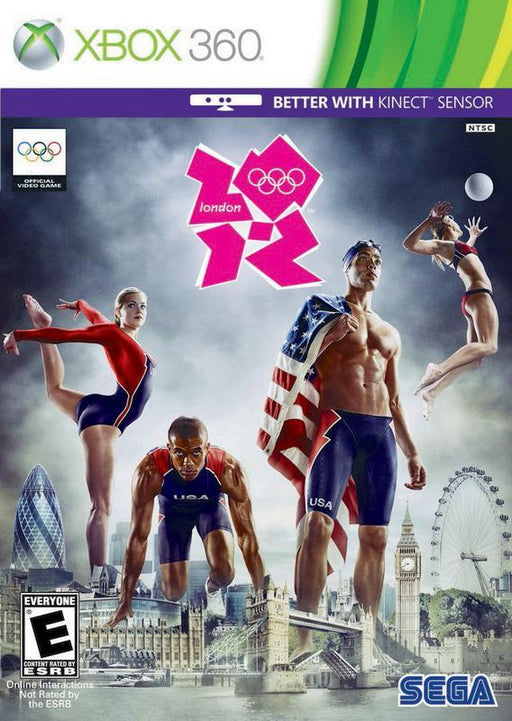 London 2012 - The Official Video Game of the Olympic Games - Xbox 360