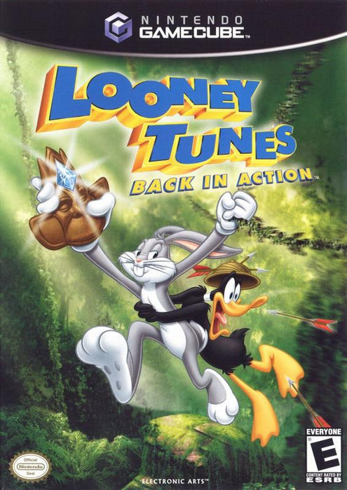 Looney Tunes Back in Action - Gamecube