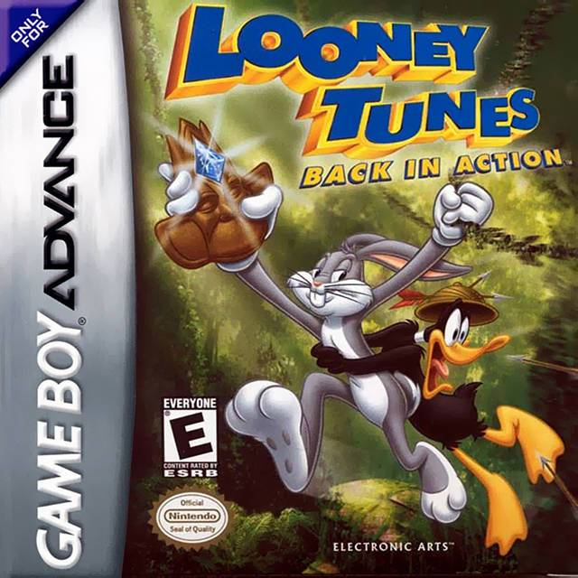 Looney Tunes Back in Action - Game Boy Advance