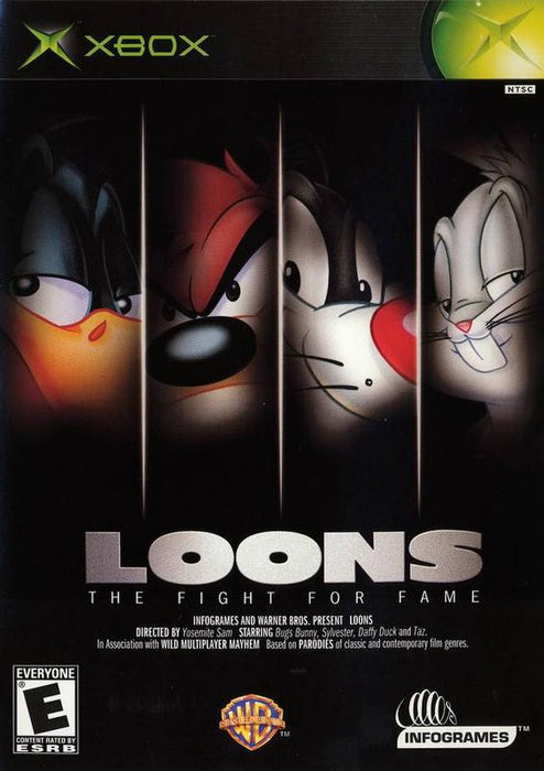 Loons The Fight for Fame - Xbox