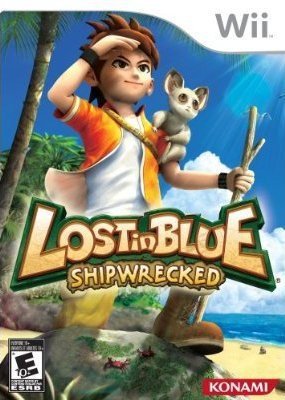 Lost in Blue Shipwrecked - Wii