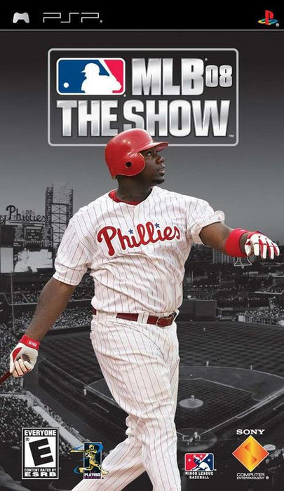 MLB 08 The Show - PlayStation Portable