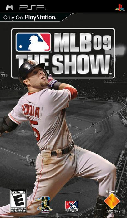 MLB 09 The Show - PlayStation Portable