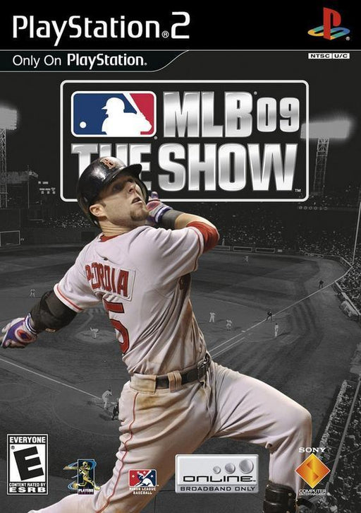 MLB 09 The Show - PlayStation 2